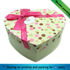 heart shaped fancy gift paper box/ birthday paper box