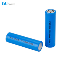18650 3.7v battery 3000mah special cell for interphone system factory price
