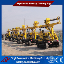 Best selling solar power station drilling pile machine