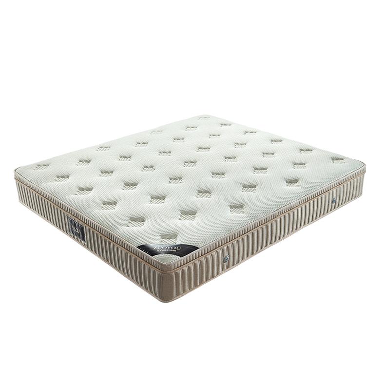 Dreamland natural latex mattress queen mattress ZUOYOU pocket spring mattress - Jozy Mattress | Jozy.net