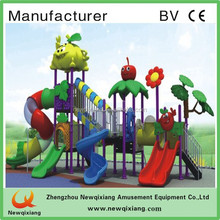 used for kindgarten school kids playground outdoor slide factory