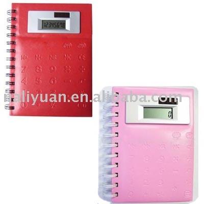 Leather Note Book Calculator