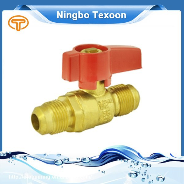 China Wholesale High Quality Gas Shut Off Valves Flare*Flare