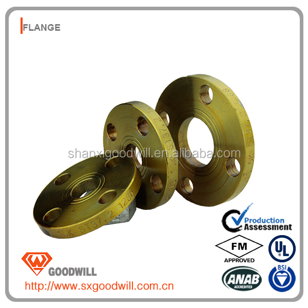 Forged Carbon Steel A105/ A105N Thread Flange tube fittings
