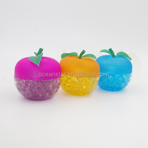80g car jelly gel beads air fresheners with own logo