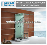 2013 Hinge Door Left Right Middle Double Open Side Steam Shower Room