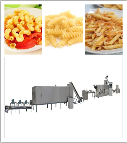small type pasta/macaroni making machine