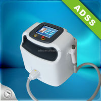 Portable medical fast wrinkles removal face lift and stretch mark removal monopolar RF machine