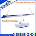 200w Panel high bay with UL DLC SAA CB Certificate Hi bay light use for Work shop with high lumen