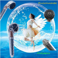 New design beauty Negative ions shower head