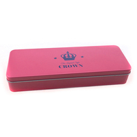 wholesale stationery case pencil tin box packaging