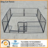 8 Panel Exercise Metal Play Pen Kennel Barrier Puppy Cage Pet Dog Cat Fence