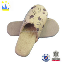 2015 short plush new funny nude female slippers