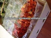Export fresh cut flowers roses/gerberas/ flower garland