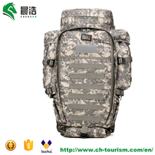 Most Popular Roomy Versatility Multi-Day Touring Bagpack Big 70L Rifle Gun Carry Backpack