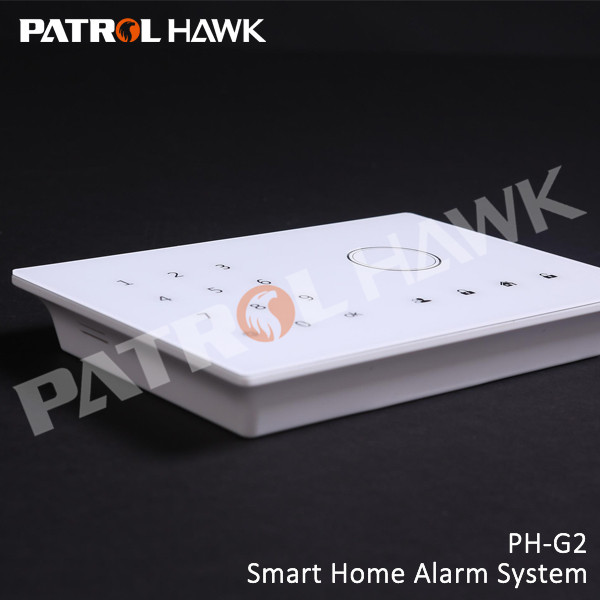 Multi-Functions Touch Keypad Carbon Monoxide Alarms With Built-in Six Languages PH-G2
