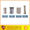 china cultured stone column on sale,granite/marble column