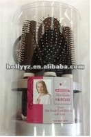 Professional personalized hair brush and comb sets