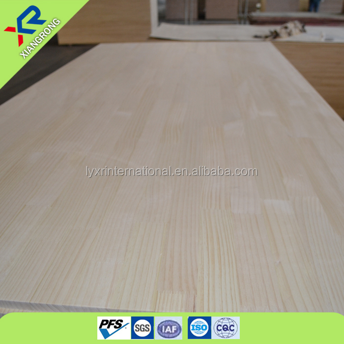 Radiata pinewood for furniture /chest of drawers wood/bed board timber