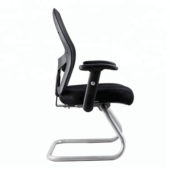 B01D# Bottom price hot sale meeting room guest mesh chair manufacturer