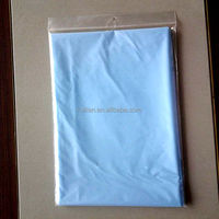 "54""x108"" LIGHT BLUE Tablecover /International Tablecover (red/white/green) Party Accessory/Wholesale Plastic Table Covers"