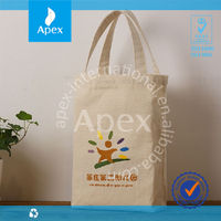 Custom Promotional Canvas Tote Bag