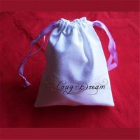 Fashion promotion wool muslin pouch infant muslin wrap