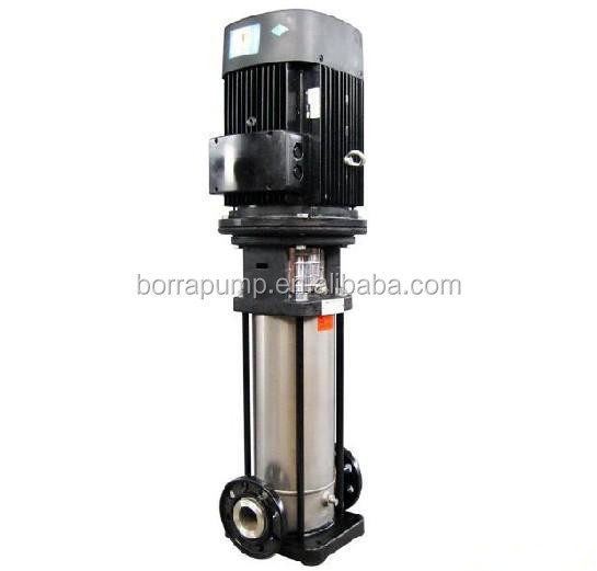Vertical Multistage Electric Water Pressure Booster Pump