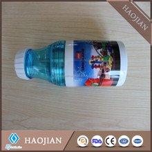 500ml Stainless steel cup/water bottles,bowling style,screw down cap