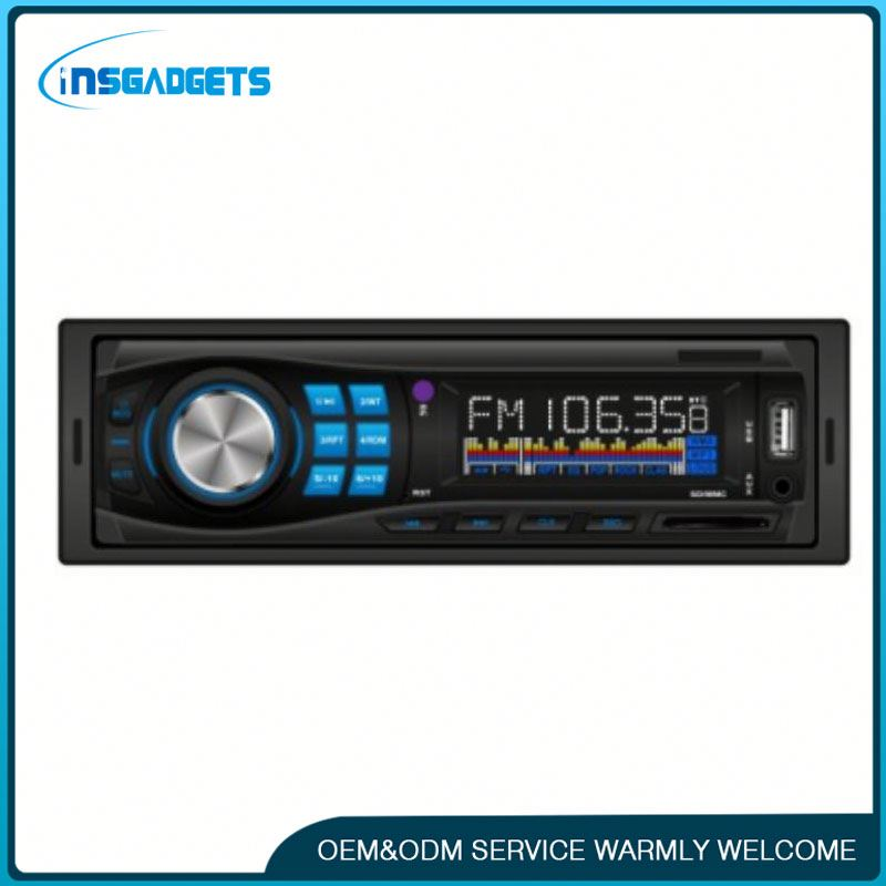 Detachable panel car audio player h0tpM good quality car mp3 for sale