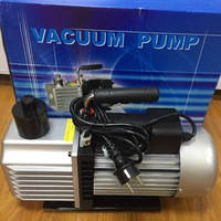 Mini Electric Rotary Vane Air Conditioning Vacuum Pump