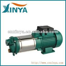 XINYA 1.1kw 1.5hp irrigation pumps electric stainless steel screw water pump sale price(XSP1100);