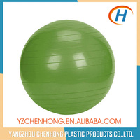 2015 smooth yoga custom exercise ball, various color yoga ball, bouncing ball