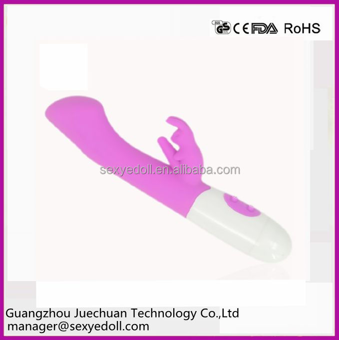 sexual product vaginal g-spot massager, flexible silicone <strong>rabbit</strong> vibrator for women masturbation