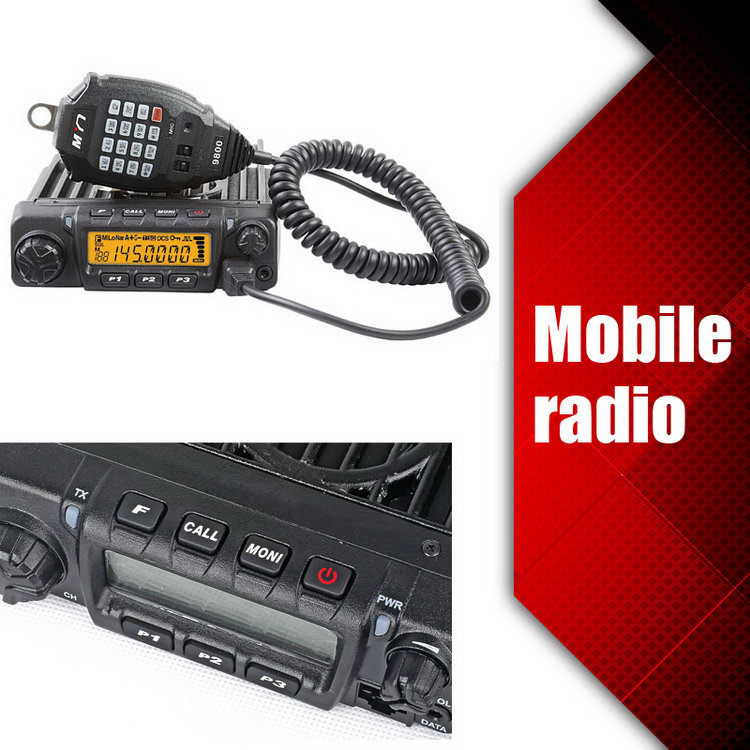 Good quality hot selling cross-band repeater 50w ham mobile radio