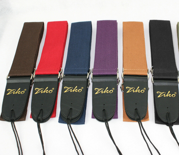 Wholesale cheap price custom color guitar strap
