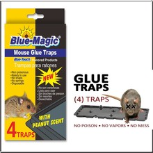 2015 NEW Blue-Magic brand yellow sticky trap msds of rat glue