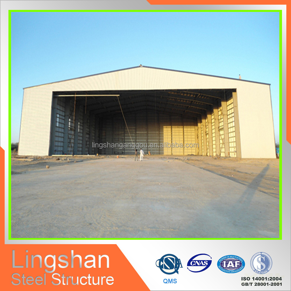 Prefabricated Metal Building Factory (LS-FC-061)