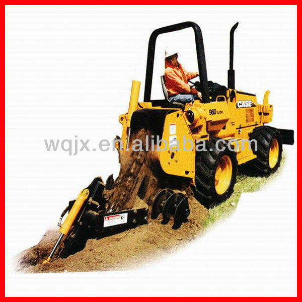 China leading!!! Farming tractor, ditcher with new design