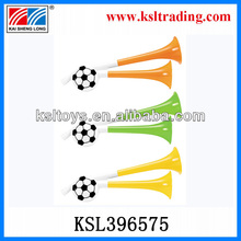 mini football toy trumpet for kids