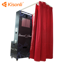 Wedding Digital Photo Booth Instant Pasfoto Machine Used ID Passport Photo Booth