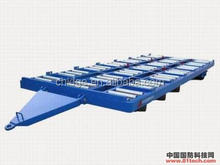 2017 new pallet dolly trailer with good quality