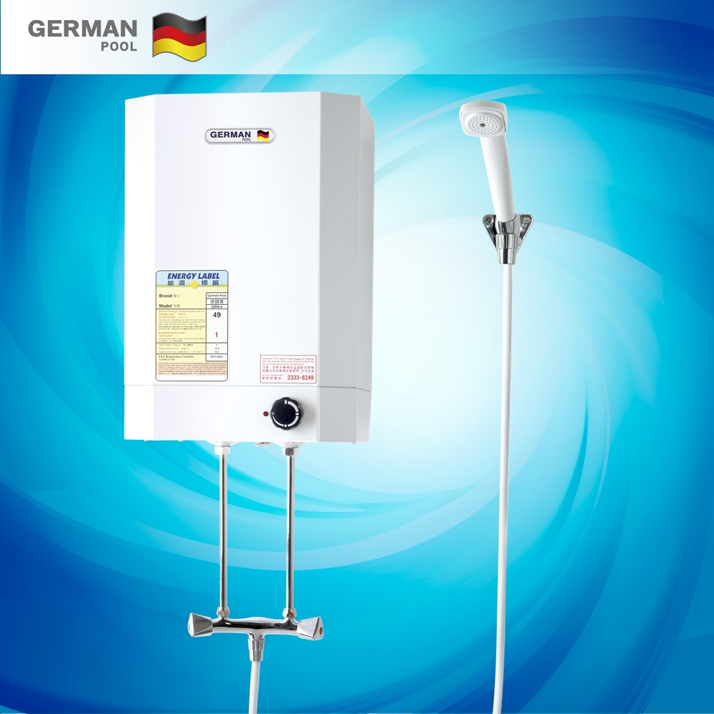 GermanPool Manufacturer Durable material 380V automatic thermostatic control modular Construction vertical Electrical Gas Geyser