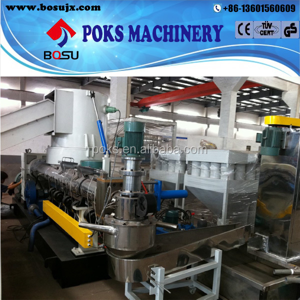 hot-selling film pelletizing making machine with goodd quality