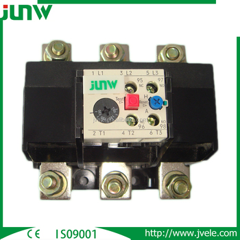 yueqing factory supply JRS2-180 ac electrical thermal overload relay 3UA62