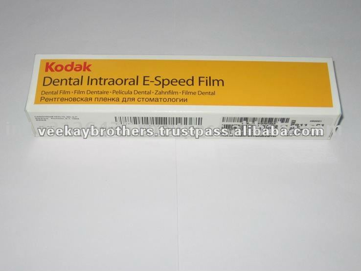 Kodak Dental E-Speed X-Ray Film