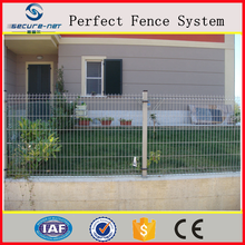 sale bended wire mesh fence/3D fence panel/cheap bend wire mesh fence iso 9001 quality new products
