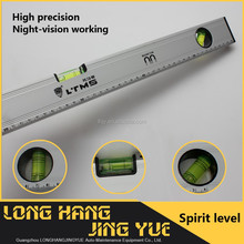 magnetic level meter , Aluminum Alloy magnetic water level gauge , Combination Spirit Level
