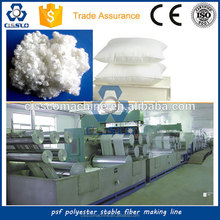Polyester Staple Fiber Production Line Made In China
