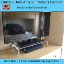 Factory price size 40 42 46 48 50 55 58 60 65 inch acrylic simple tv stand tv cabinet